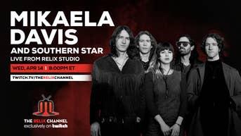 Mikaela Davis Live from Relix Studio