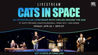 CATS in Space | An Interstellar Livestream with Circles Around The Sun