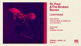St. Paul & The Broken Bones Perform 'Young Sick Camellia' in its Entirety