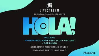 The Relix Channel Presents: Hola!