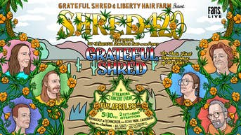 Shred 420 featuring Grateful Shred