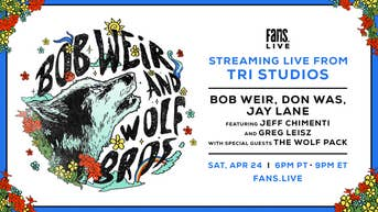 Bob Weir and Wolf Bros ft. Jeff Chimenti and Greg Leisz with special guests The Wolf Pack