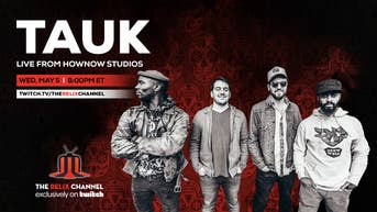TAUK: Live from HowNow Studios
