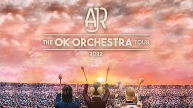 "AJR Announces ""The OK Orchestra"" Tour - On Sale Friday!"