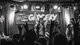 Syl at Arlene's Grocery