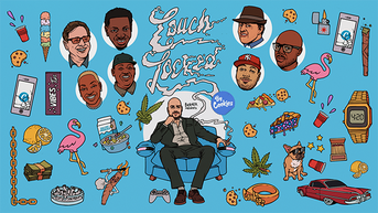 Berner Presents Couch Locked By Cookies - 420 Comedy Special Event