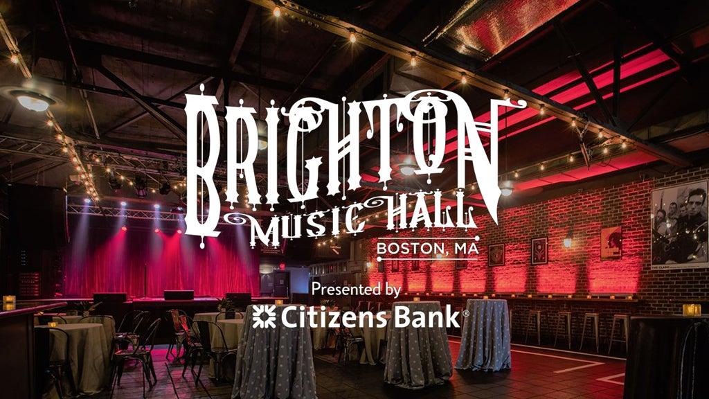 Brighton Music Hall presented by Citizens