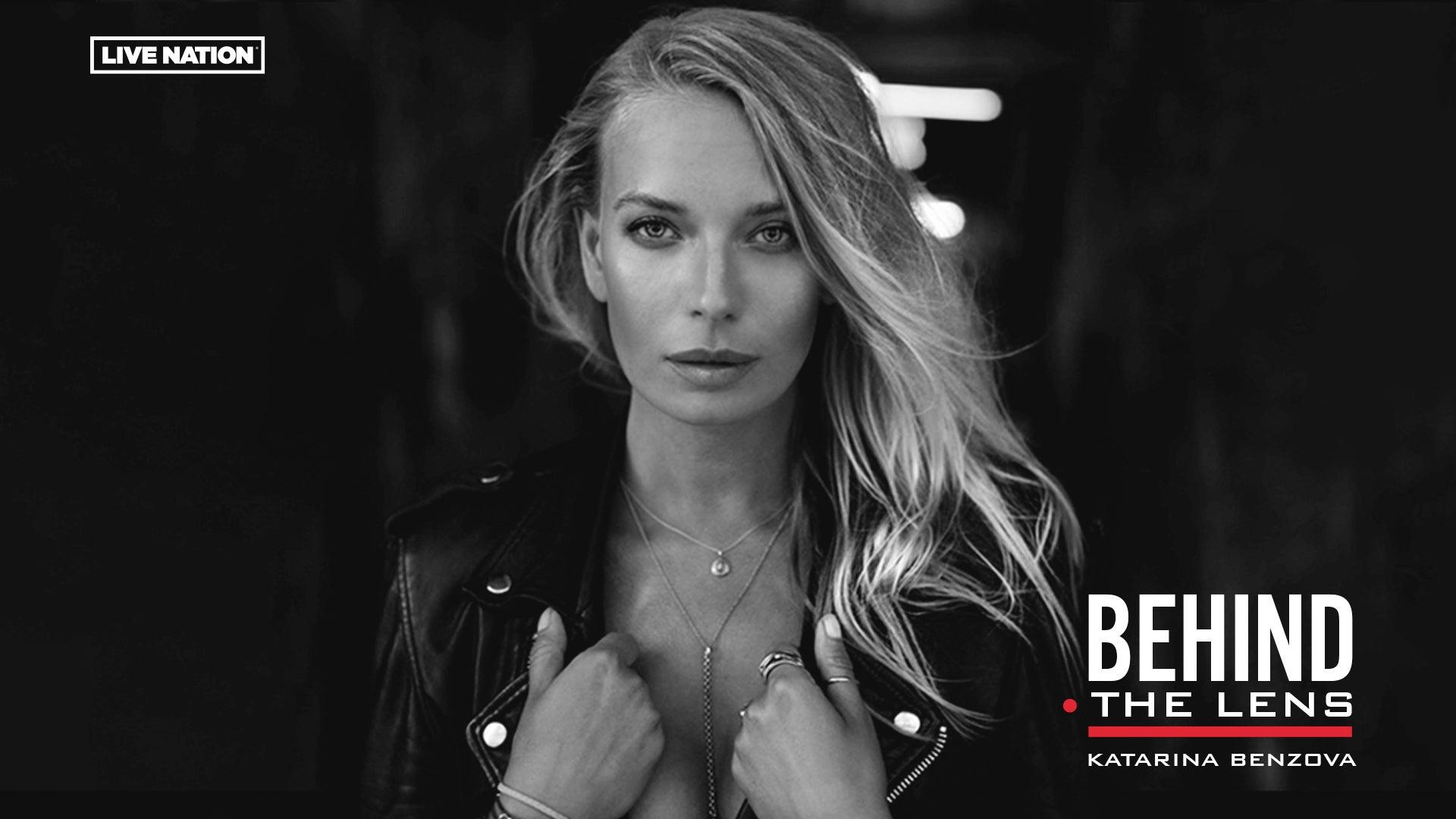 Behind The Lens: Katarina Benzova