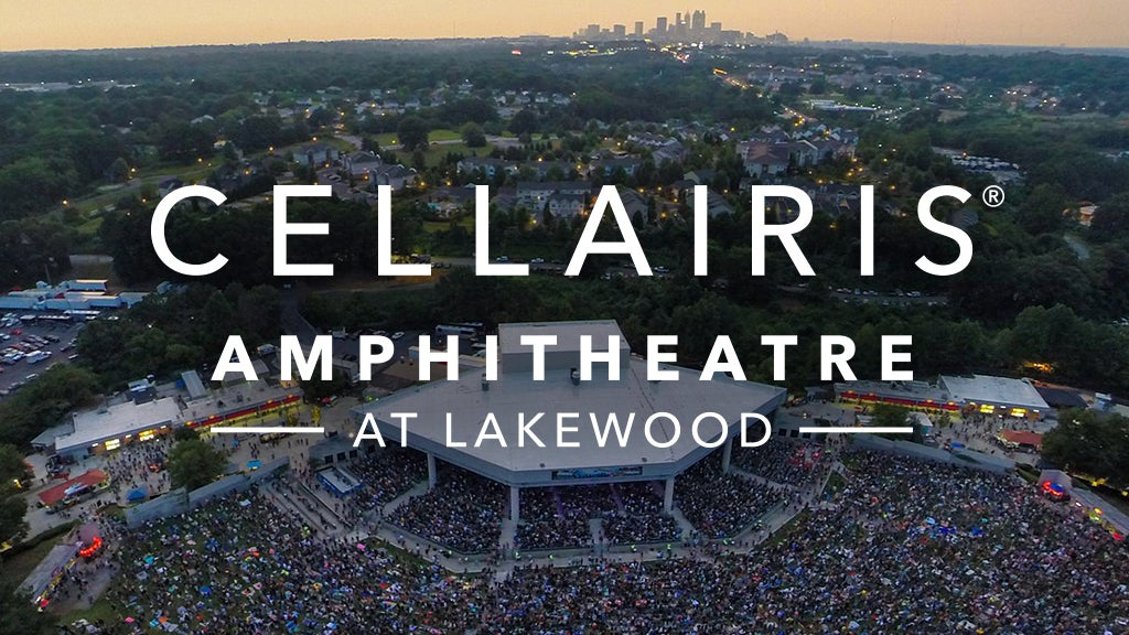Cellairis Amphitheatre at Lakewood