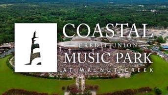 Coastal Credit Union Music Park at Walnut Creek