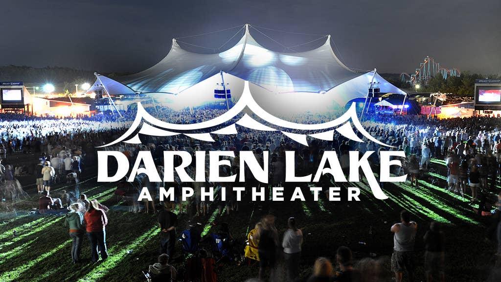 Darien Lake Amphitheater
