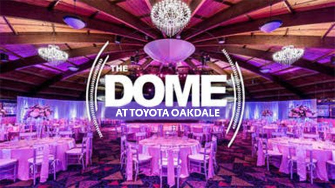 Dome at Toyota Oakdale Theatre