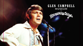 Glen Campbell Museum and Rhinestone Stage: Stacy Mitchhart - Veeps Livestream