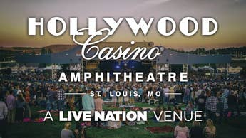 Hollywood Casino Amphitheatre - St. Louis, MO