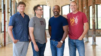 Hootie & the Blowfish 'Group Therapy Tour' livestream