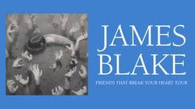 James Blake 2021 Tour - On Sale Now!