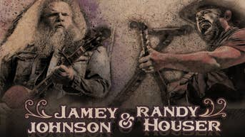 Jamey Johnson and Randy Houser