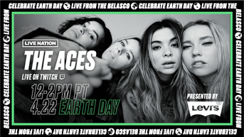 The Aces LIVE from The Belasco presented by Levi's®