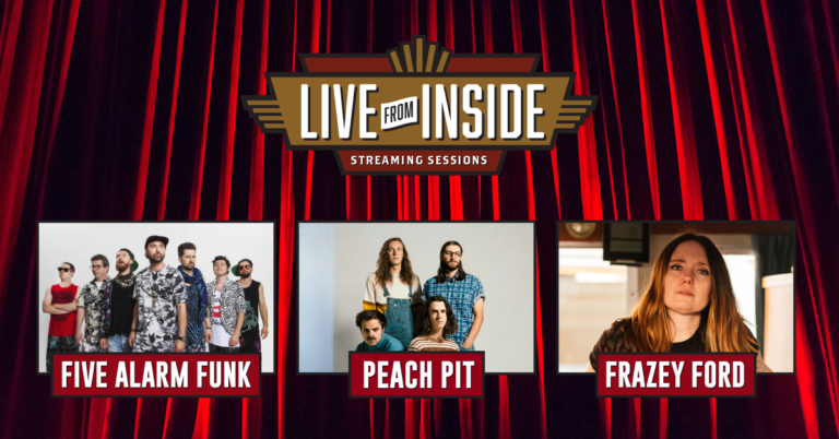 Live Nation Canada Launches Live From Inside Livestream Series