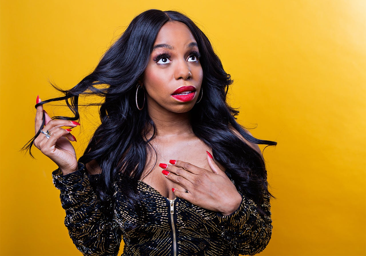 London Hughes and Netflix Partner Up for New Stand-up Special