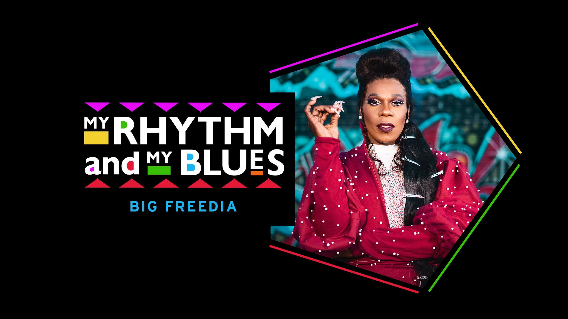 My Rhythm and My Blues: Big Freedia