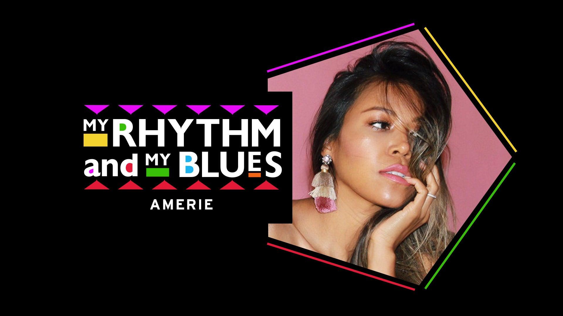 My Rhythm and My Blues: Amerie
