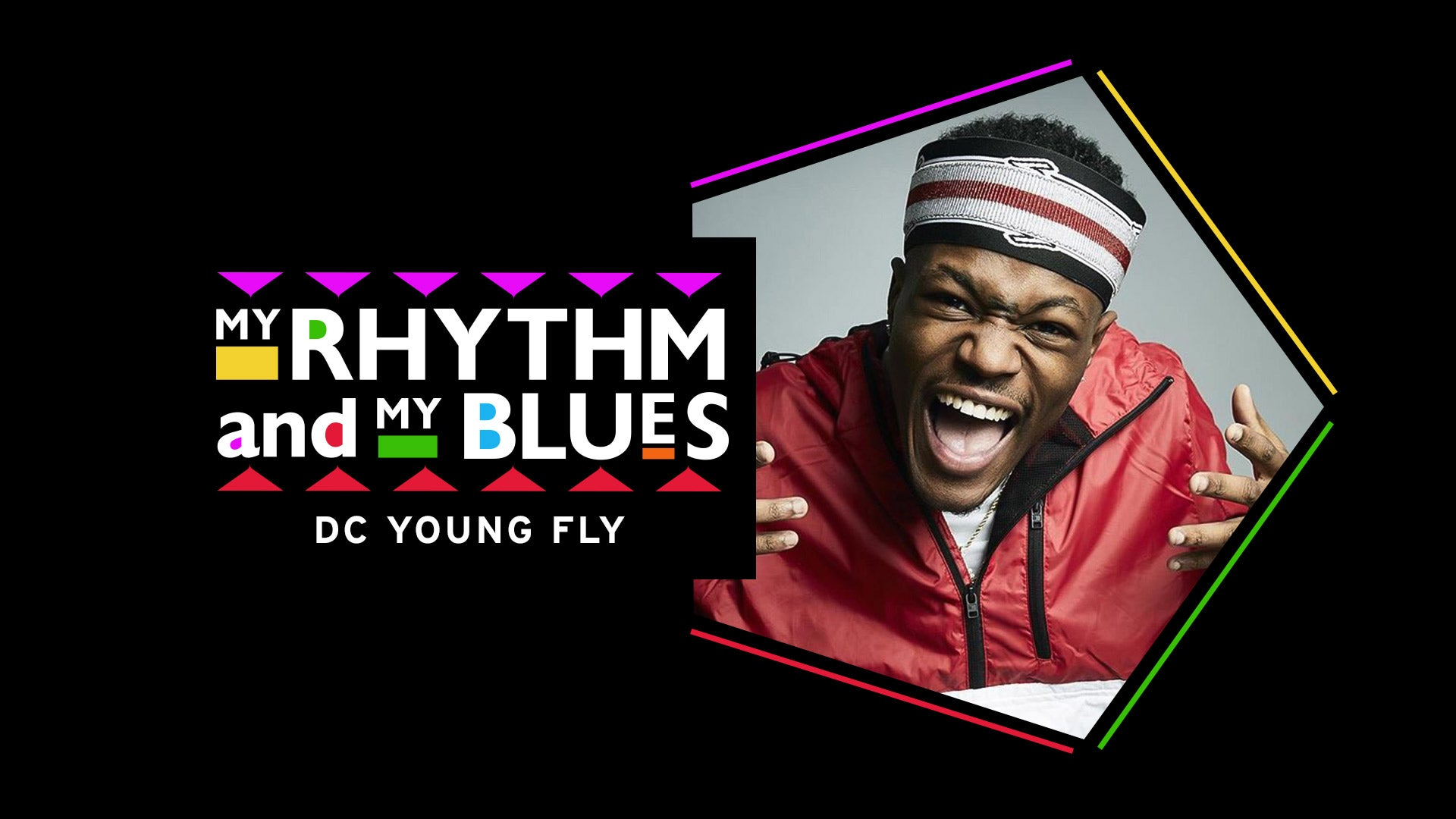 My Rhythm and My Blues: DC Young Fly