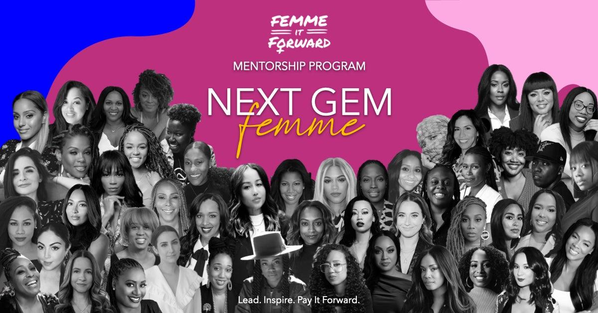 Femme It Forward Launches Next Gem Femme Mentorship Program