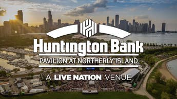 Huntington Bank Pavilion at Northerly Island