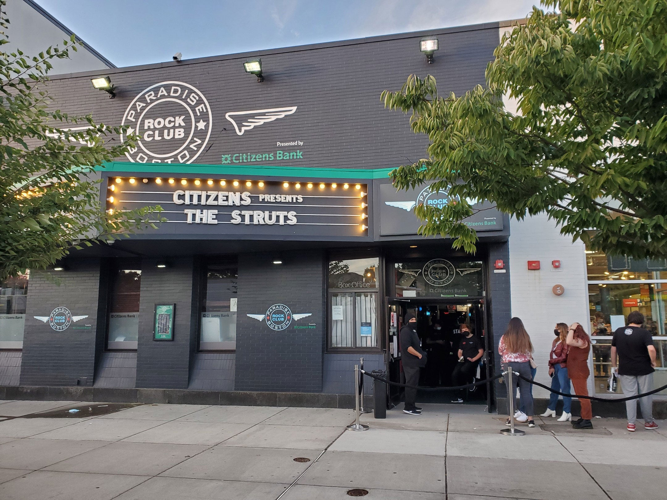 Paradise Rock Club presented by Citizens