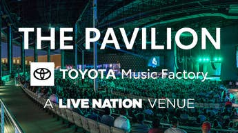 The Pavilion at Toyota Music Factory