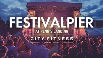 Penn's Landing Concert Stage