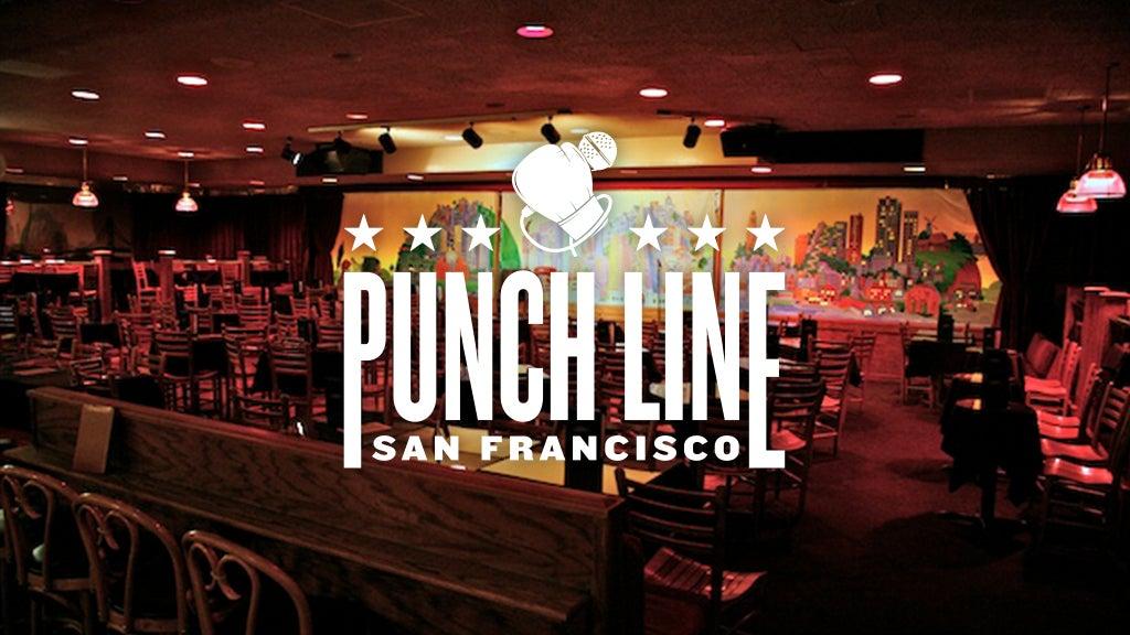 Punch Line Comedy Club - San Francisco