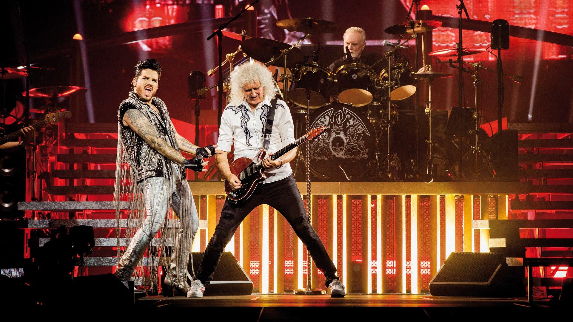 Queen + Adam Lambert Releases 'Live Around the World'