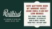 Railbird Fest 2021 - Get Tickets Now!