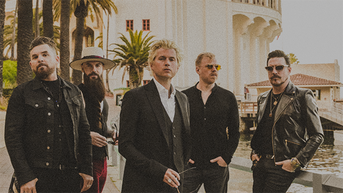 """Rival Sons: Pair of Aces - Live from the Historic Catalina Casino - """"Rival Sons"""""""