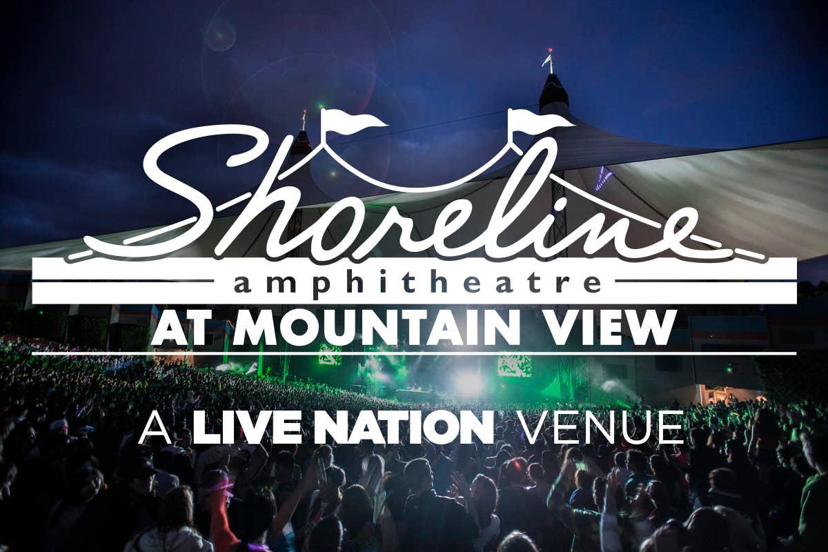 Shoreline Amphitheatre
