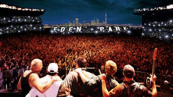 SIX60 LIVE FROM EDEN PARK