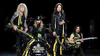 Stryper: World Premiere, with the band. To Hell with The Devil - Live from Spirithouse