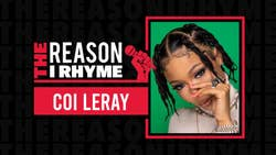 The Reason I Rhyme: Coi Leray