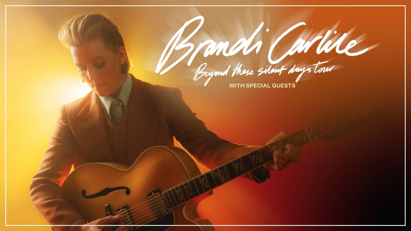 Just Announced: Brandi Carlile 2022 Tour - On Sale Friday!