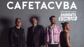 Café Tacvba 2021 Tour - Tickets On Sale Friday!