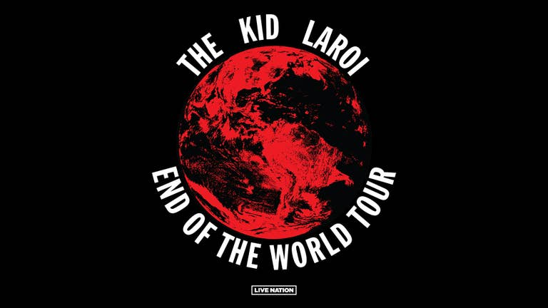 """The Kid LAROI """"End Of The World"""" Tour - Get Tickets!"""