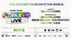 "Global Citizen Announces ""VAX LIVE: The Concert to Reunite the World"""