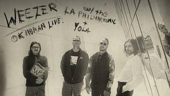 Weezer Live at Walt Disney Concert Hall