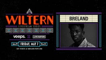 Breland - The Wiltern Livestream Series - Veeps Livestream