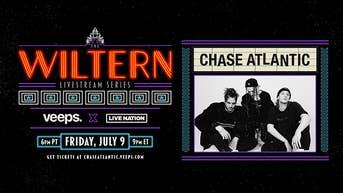 Chase Atlantic - The Wiltern Livestream Series - Veeps Livestream