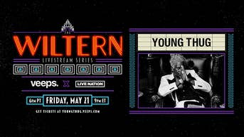 Young Thug - The Wiltern Livestream Series - Veeps Livestream