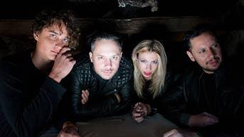 Yard Of Blondes: Album Release Live-Streamed Concert